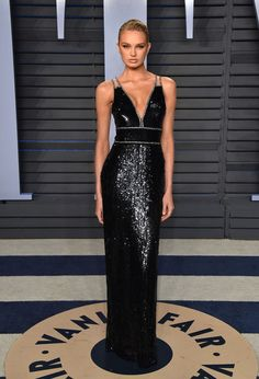 See All Your Favorite Stars at Oscars After-Parties: Romee Strijd