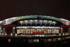 Emirates Stadium: London, England
