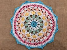 I created this pattern to give new crocheters the opportunity to practise a wide range of crochet stitches.