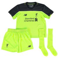 2016/2017 Liverpool 2nd Away Football Shirt Kids