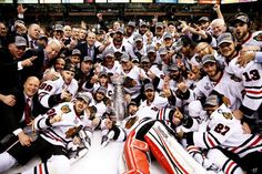 Chicago Blackhawks: Stanley Cup 2013 Champions