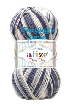 Alize BABY BEST BTAIK, Baby yarn, Bamboo yarn,Anti pilling yarn, acrylic yarn, bamboo and acrylic mix, bamboo blend yarn