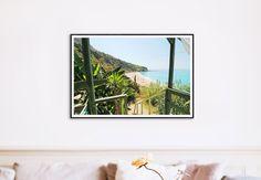 Beach Bar Photography Coastal photography Beach printable Seascape Blue printable Mediterranean Sea Ocean Photography Palms Dreaming beach Ocean Photography, Beach Bars, Sea And Ocean, Mediterranean Sea, My Portfolio, Palms, Coastal, Printable, Wall Art