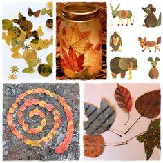 Bricolage automne feuilles 02