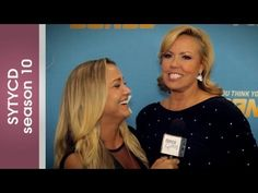 To my Pinterest Peeps, I hope you enjoy these #SYTYCD interviews! (Season 10's top 10) Cheers, Yvonne L. Larson | LA's #NeckWorkExpert Mary Murphy