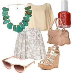 I'll be posting a cute outfit daily. #fashion #dailyoutfit #summeroutfit