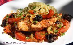 Manus Küchengeflüster: Hähnchenbrust arabisch