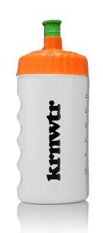 Ook te combineren met een drinktuitje in een andere kleur.  http://www.krnwtr-drinkkraanwater.nl/sportbidon-kopen-of-bidon-bedrukken/