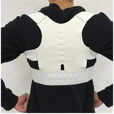 New Unisex Waist Support Posture Corrector Tourmaline Lumbar Belt Prevent  Humpback Ease Lower Back Pain http://www.99wtf.net/men/mens-accessories/mens-watches-designer/