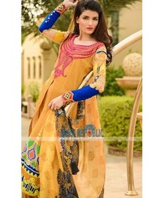 Charlotte Exclusive Eid Collection 2015 for Girls by LSM