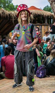 Weekendbeeld: Manifesto Ruigoord Festival
