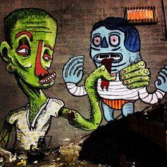 israel graffito by Gregorio Tomasillo on 500px