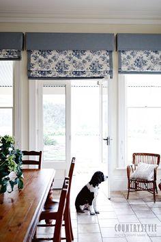 Choosing blinds | Windows | Pinterest | Nautical blinds, Roman ...