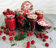 Višňové džemovanie - recept   Varecha.sk Preserves, Pickles, Ale, Christmas Wreaths, Cherry, Fruit, Holiday Decor, Food, Christmas Swags