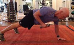 The Plank Circuit That'll Sculpt the Body You've Always Dreamed Of