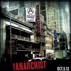 #TheAnarchist is reigning over #Broadway!