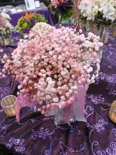 Im sure they are diedbut how lovely are the blush pink babys im sure they are diedbut how lovely are the blush pink babys breath mixed in with the white soft and pretty for cathryn pinterest blush mightylinksfo