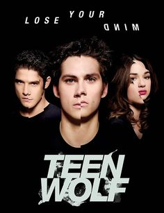 Image result for teen wolf cover