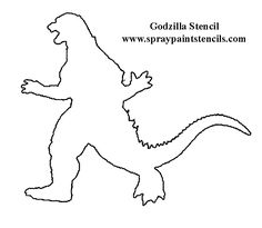 Going to cut this with my ecraft. Every journal needs random Godzillas.