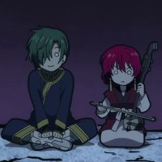 Akatsuki no Yona / Yona of the Dawn manga and anime    Jae-ha the green dragon XD YONA