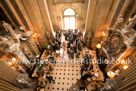The Great Hall at Castle Howard - real life wedding