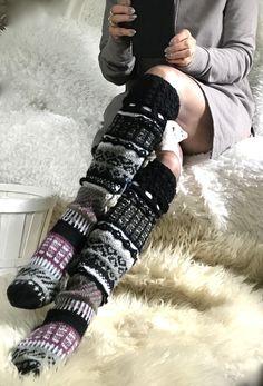 Thigh High Socks, Thigh Highs, Sexy Socks, Boot Socks, Knitting Socks, Snuggles, Leg Warmers, Crochet, Shoe Boots