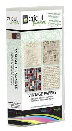 Vintage Papers - Imagine