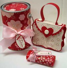 Add Ink and Stamp: Valentine Treats