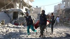 UN council weighs measure to impose Syria ceasefire