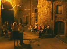 Festa di San Rocco Capisotto-  Pitigliano-  Maremma Toscana