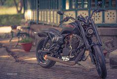Modified Bajaj Avenger 200Ornithopter moto Design Nasik