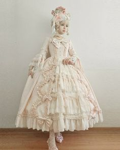 LolitaWardtobe - Bring You the latest Lolita dresses, coats, shoes, bags etc from Trustworthy Taobao indie Brands. We never resell Lolita items from untrustworthy Taobao stores. Style Lolita, Mode Lolita, Gothic Lolita, Gothic Girls, Dress For You, Harajuku Fashion, Kawaii Fashion, Cute Fashion, Fashion Boots