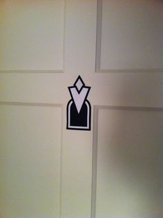Holy shit, if this is a thing I have to have one on all of my doors! - Elder Scrolls V: Skyrim