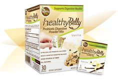 Click the pic to purchase Healthy Belly for $24.95 (on sale this week for $19.96)