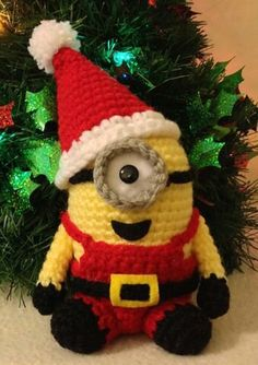 Miniom navidaño