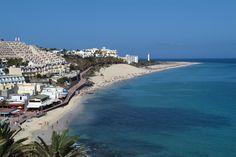 Morro Jable Beach - Stunning !  http://www.villaplus.com/fuerteventura