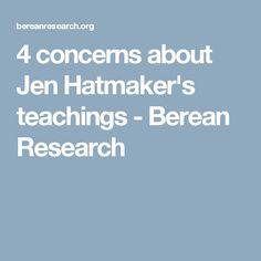 4 concerns about Jen Hatmaker's teachings - Berean Research