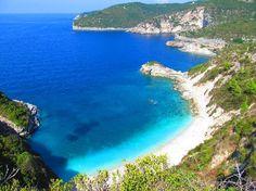 Paxoi, eptanhsa, Greece