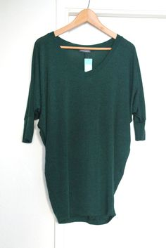 Love this Market & Spruce Aleah v-neck dolman top  I also seen the Bret Raglan Dolman Top that I think is cute too.