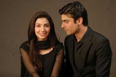 Mahira Khan & Fawad Khan
