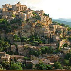 Gourdes, Provence - Ken Quantick