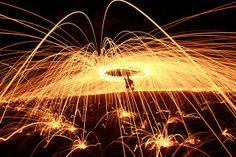 IMG_9097 | Flickr - Photo Sharing! Spinning Fire Long Exposure