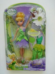 Tinkerbell doll from Disney
