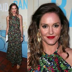 "30 mai 2017 : Erinn Hayes à l'avant-première du film ""Band Aid"" #actress #erinnhayes #kevincanwait #childrenshospital #bandaid"