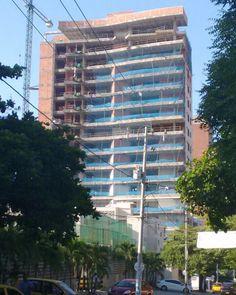 Edificio Vitra57 diseño Cabas/Garzon arquitectos
