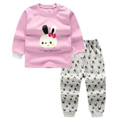 Waymine Baby Rompers Girl Boy Long Sleeve Flannel Cartoon Fox Hooded Jumpsuit 0-24M