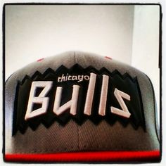 Bulls cap