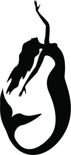 Graceful Mermaid Water Ballet Vector Art 96517003 | Thinkstock