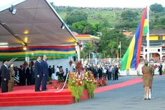 Mauritius National Holiday, Mauritius - 2015