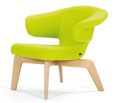 Munich Armchair by Sauerbruch Hutton